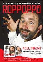 IL NUOVO CD DI ROPPOPPÒ IN EDICOLA